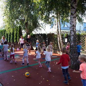 Dzień Przedszkolaka w grupie Sówki i Biedronki