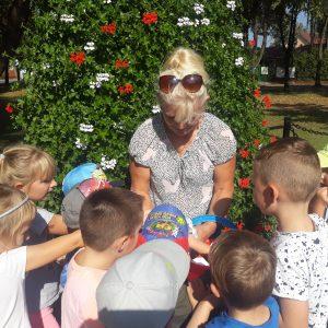Dzień Przedszkolaka w grupie Motylki