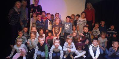 Wycieczka  do Teatru Małego Widza
