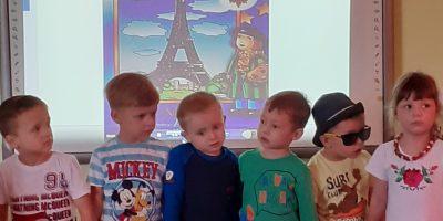 """""""Dzień Francuski """" w naszym przedszkolu."""