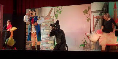 Wyjazd do Kina KULTURA w Wołominie na spektakl
