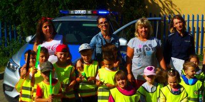 Z wizytą na Komisariacie Policji w Kobyłce