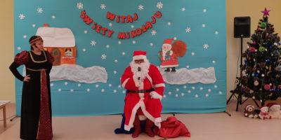 Bal z Mikołajem