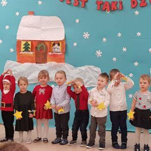 Spotkanie świąteczne w Rybkach