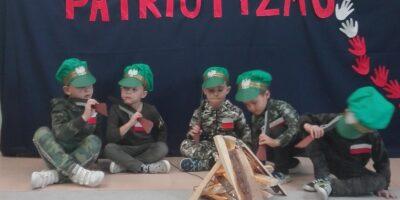 Lekcja patriotyzmu-Tygryski