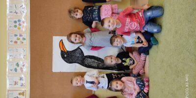 Poznajemy pingwiny –  grupa Skrzaty