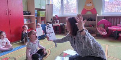 3-latku mów wyraźnie- grupa Słowiki