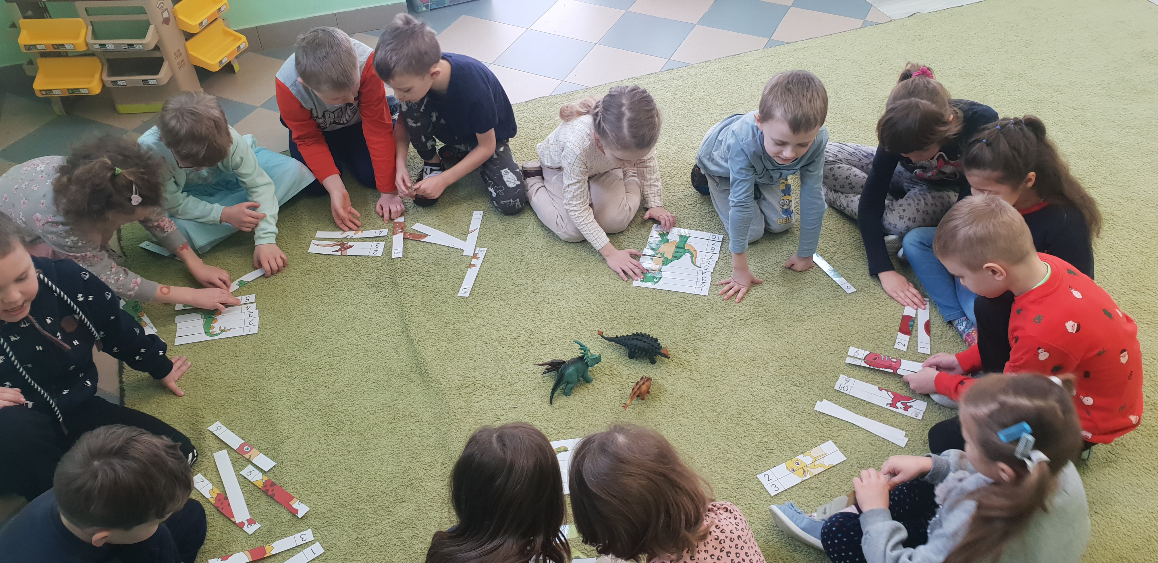 Dzień Dinozaura-Jeżyki