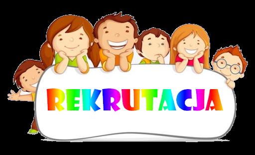 Listy dzieci zakwalifikowanych/niezakwalifikowanych w postępowaniu rekrutacyjnym