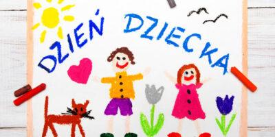 Życzenia na Dzień Dziecka