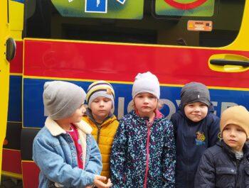 Wizyta Medicover w przedszkolu